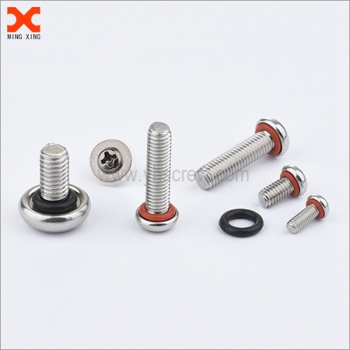 custom self sealing fasteners manufacturer