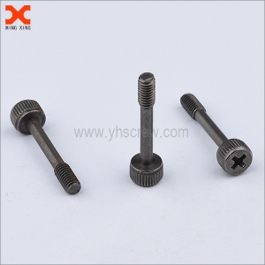 special black stainless steel bolts manufacturers