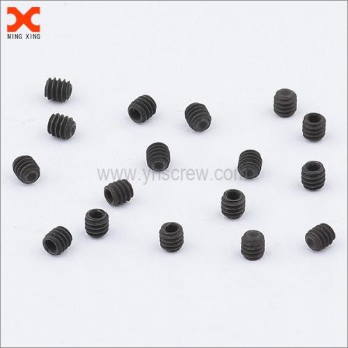 M2 flat point socket set screw manufacturers