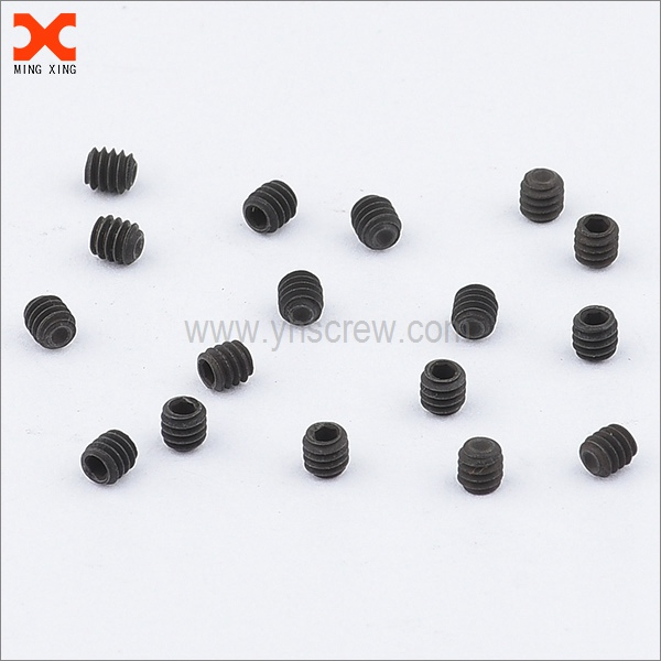 M2 flat point socket set screw manufacturers