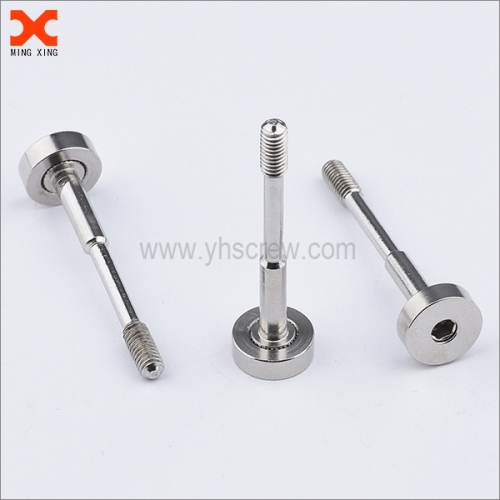 custom stainless steel captive fasteners manufacturer