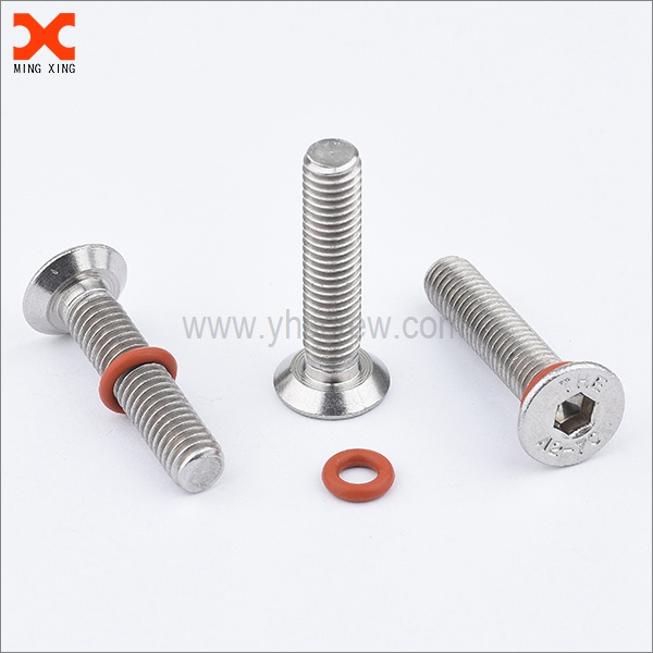self sealing socket countersunk head cap screw wholesale