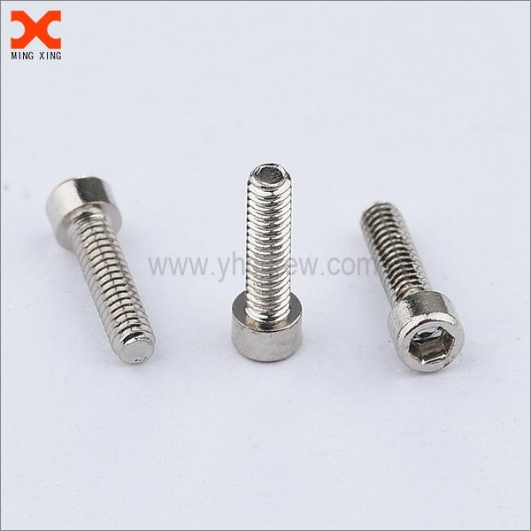 stainless steel socket head machine screw