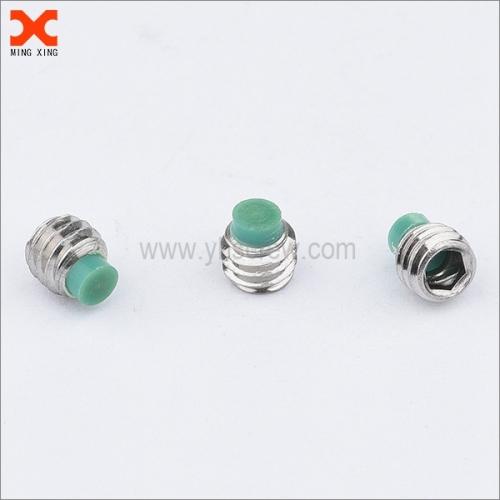 custom 18-8 stainless steel socket set screws