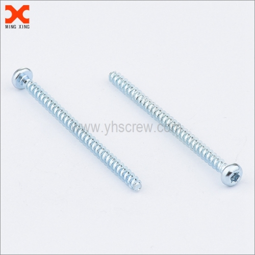 zinc plated torx pan head self tapping screws supplier