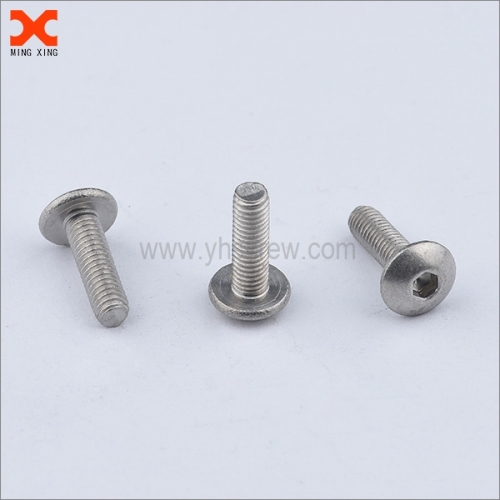 truss head socket metric stainless steel screws supplier