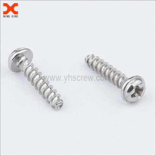 special phillips washer head plastite screws supplier