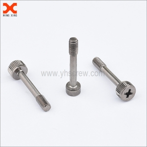 8-8 stainless steel captive thumb screw wholesale