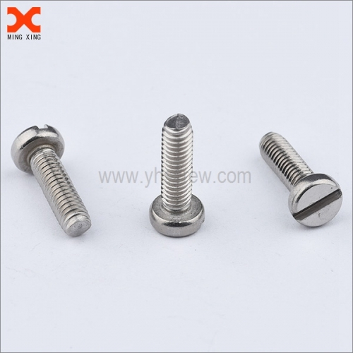 slotted cheese head machine screw manufacturers
