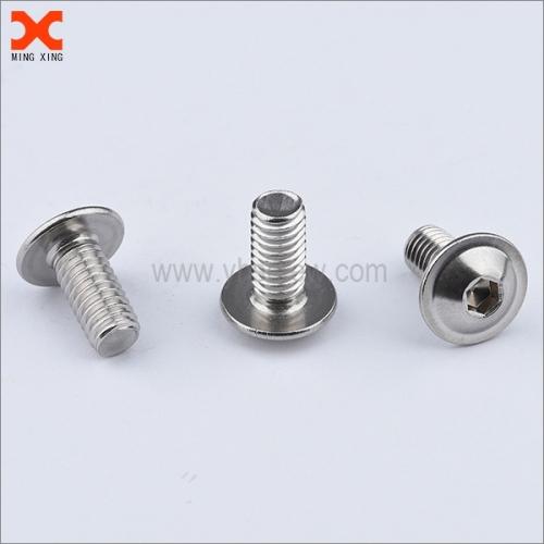 hex socket stainless steel washer head screws manufacturers
