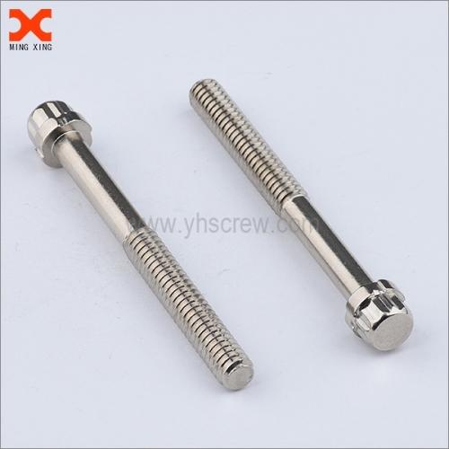 custom 12 point flange head cap screws manufacturers