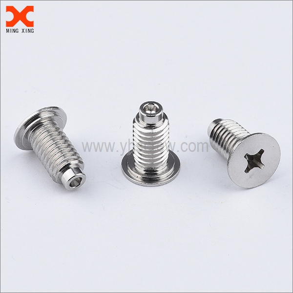 phillips flat head custom screws manufacturers