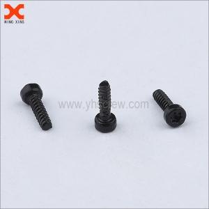 8-32 torx head black oxide machine screws supplier