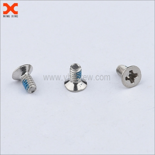 nylon phillips countersunk head machine screw supplier