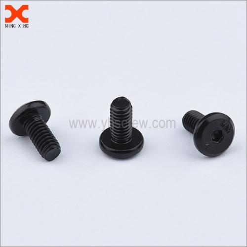 pan head socket black machine screws supplier