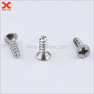 phillips drive self tapping countersunk screws manufacturer