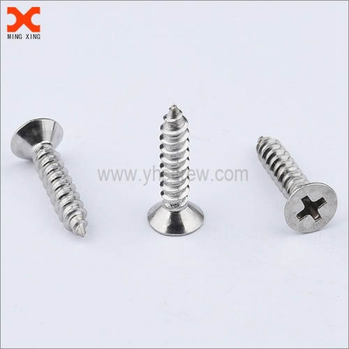 stainless steel countersunk self tapping screws manufacturer