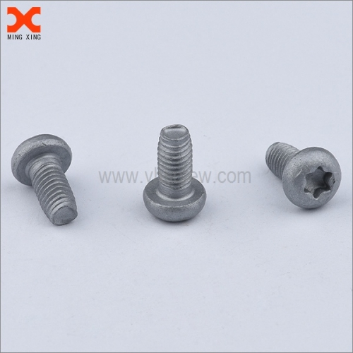 anti rust pan head torx machine screws supplier