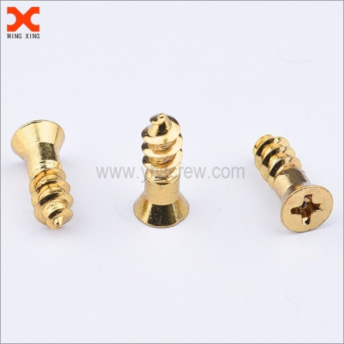 phillips drive brass countersunk wood screws manufacturer