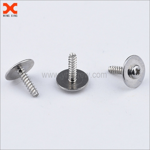 washer head cross recessed tri-threading forming screws supplier