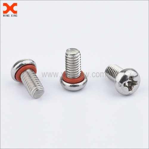 self sealing pan head phillips screw fasteners manufacturer