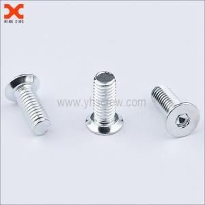 socket cap stainless steel machine screws countersunk