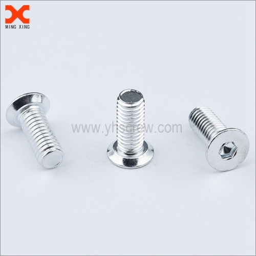 socket cap stainless steel machine screws countersunk