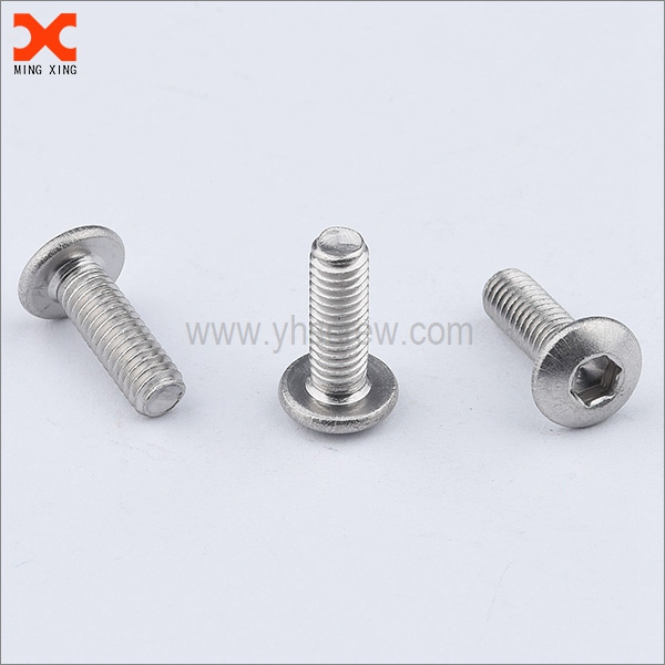 truss head stainless steel socket screws manufacturers