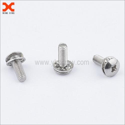 6# internal tooth washer sems phillips truss head screw supplier