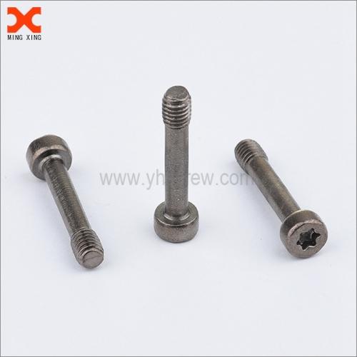 black nickel torx drive metric captive screws for sale