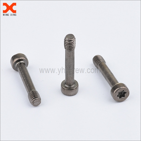 black nickel torx drive metric captive screws for sale