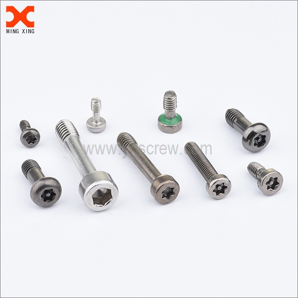 Inch and metric special fasteners manufacturers