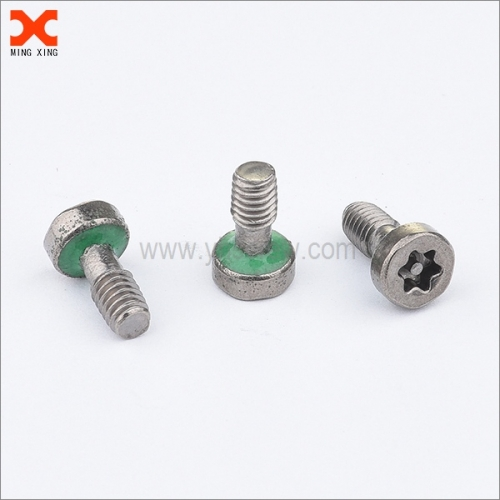 captive pin torx sealing anti tamper screws supplier