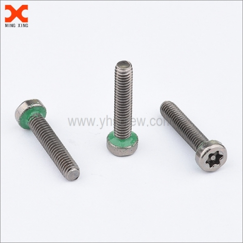 pin torx nyseal sealing bolts fasteners supplier