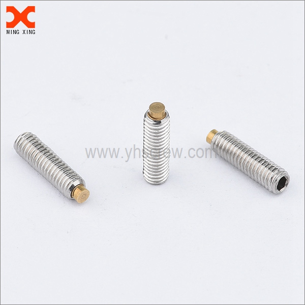 hex socket stainless steel grub screws manufacturers