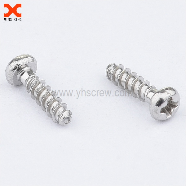 18-8 stainless steel pan head phillips PT screws manufacturer