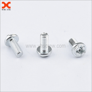 4mm washer head specialty machine screws