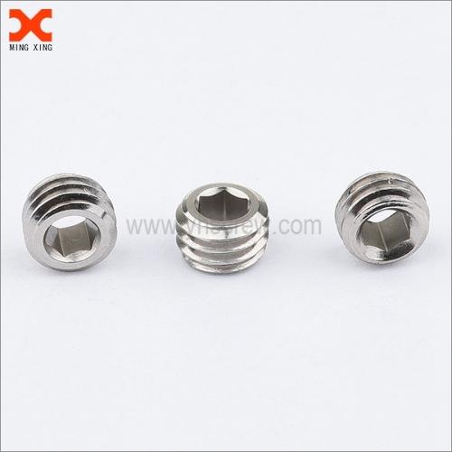 3mm 18-8 stainless steel socket hex head set screw