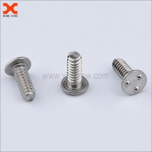 custom flat head self tapping security screws manufacturer