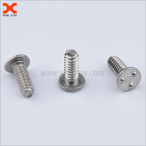 custom flat head self tapping security screws manufacturer