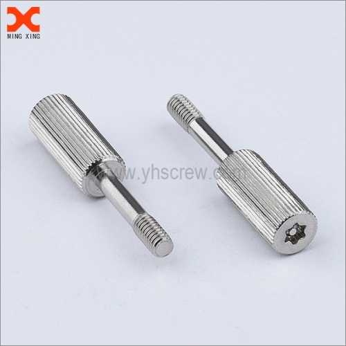 custom knurled pin torx steel thumb screws manufacturers