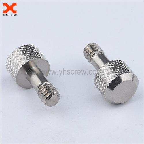 custom knurled head thumb screws manufacturers
