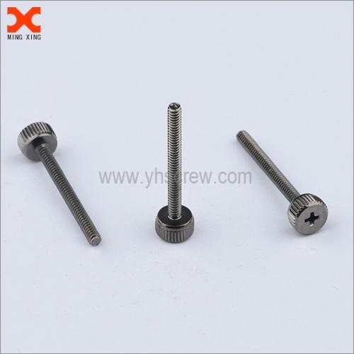 black nickel stainless steel long thumb screws manufacturers