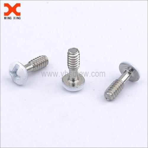 white paint phillips drive captive screw fastener manufacturer