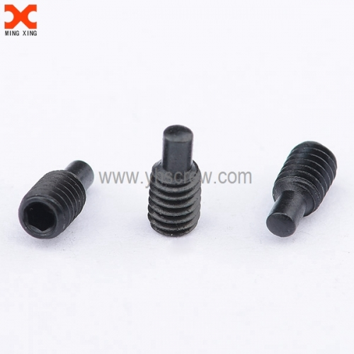 black pulley socket set screw dog point wholesale