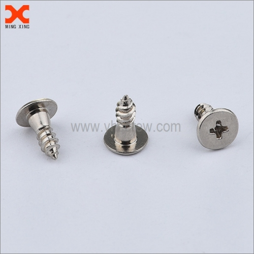 Stainless steel self tapping cross recessed screw supplier
