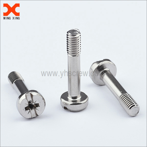 A2 A4 pan head phillips and slotted machine screws wholesale