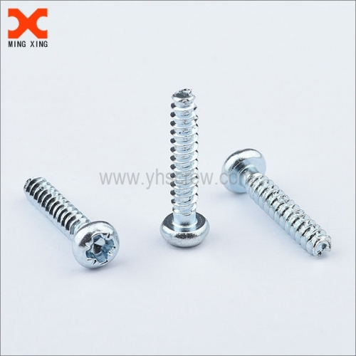 316 stainless steel pozi pan head self tapping screws
