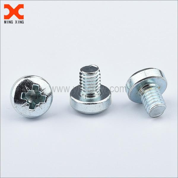 stainless steel pan machine screws