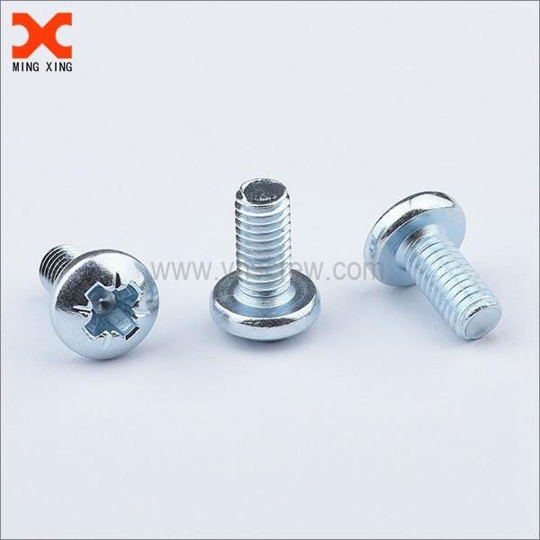metric stainless steel machine screws